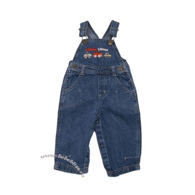 Salopeta jeans