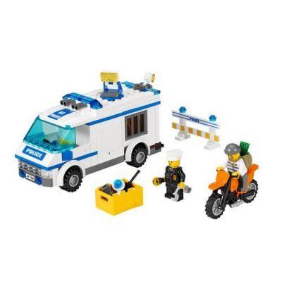 Lego - City duba politie