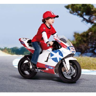 Peg Perego - Motocicleta Ducati GP 24V limited edition