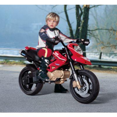 Peg Perego - Motocicleta Ducati Hypermotard