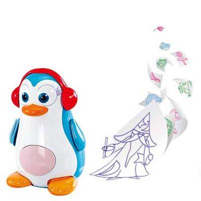Vivid - Pinguinul desenator Doodle