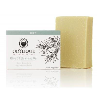 Odylique - Sapun hidratant cu ulei de masline pentru piele sensibila