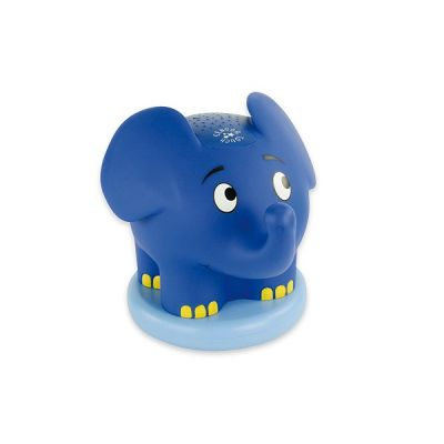 Ansmann - Lampa de noapte cu proiector si muzica Elefantel