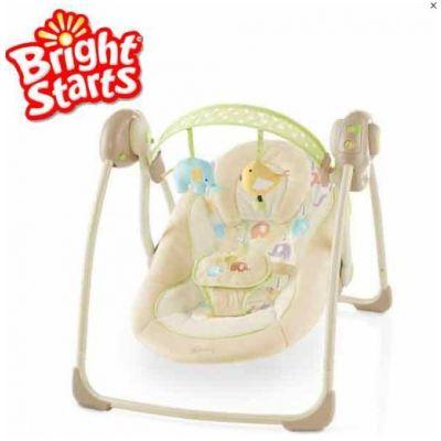 Bright Starts - InGenuity Portable Swing Elepaloo