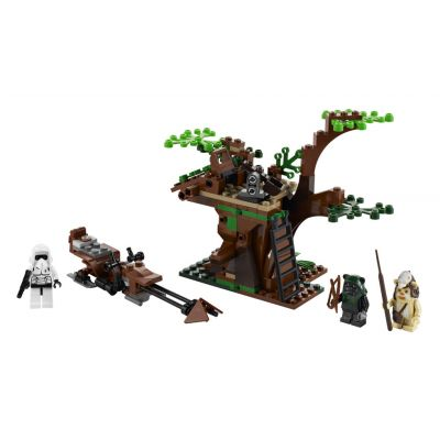 Lego - Star Wars Ewok Attack