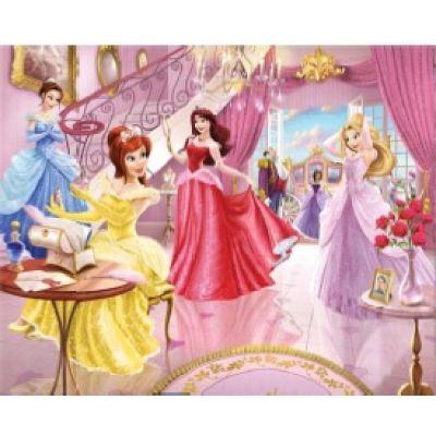 Walltastic - Tapet pentru copii clasic Fairy Princess