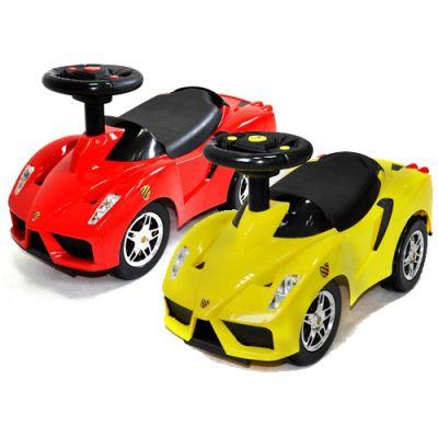 Kinderkraft - Masinuta fara pedale Ferrari