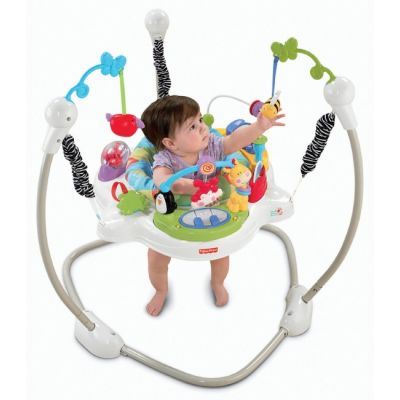 Fisher Price - Centru activitati Discover Grow Jumperoo