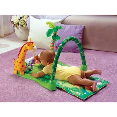 Fisher Price - Centru activitati  Rainforest Musical Gym