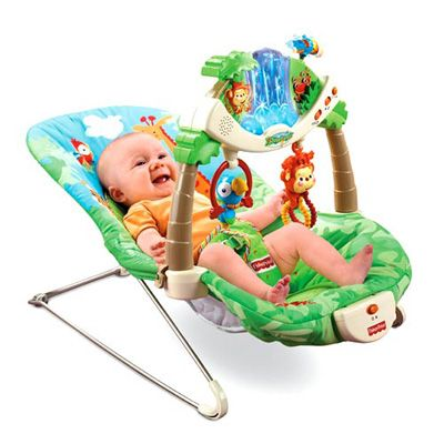 Fisher-Price - Balansoar  Rainforest