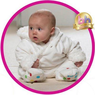 Koo Di - Costum bebelus Fluffy