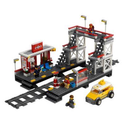 Lego - City gara