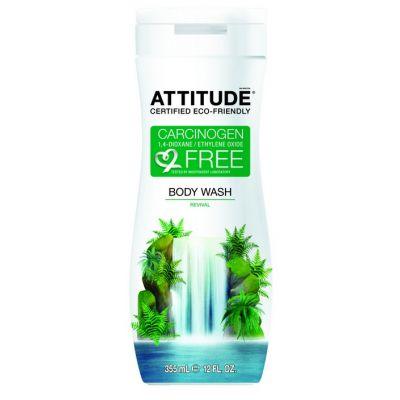 Attitude - Gel de dus Revigorant 355 ml
