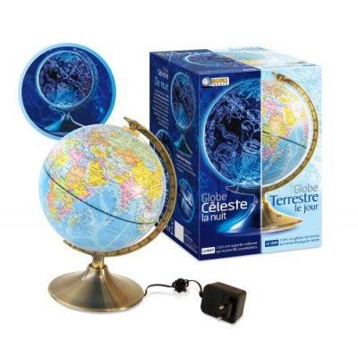 Buki - Glob terestru ziua - Bolta cerului noaptea
