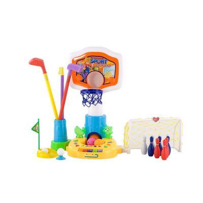 Chipolino - Set de jucarii basketball/golf/bowling