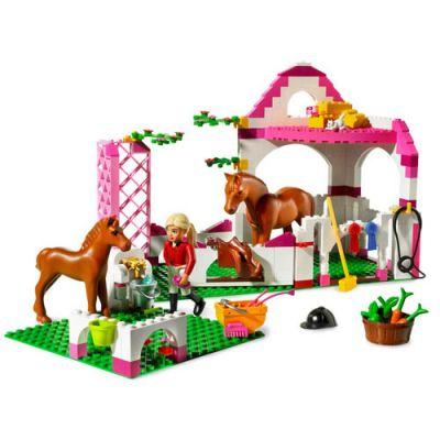 Lego - Belville grajd cai