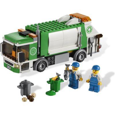 Lego - City masina de gunoi