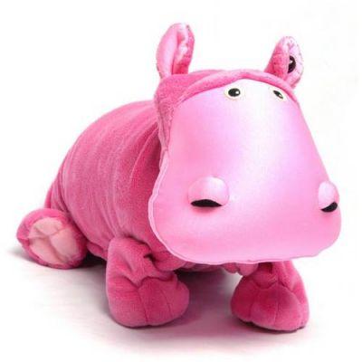 Zoobies - Jucarie 3 in 1 hipopotamul Hada