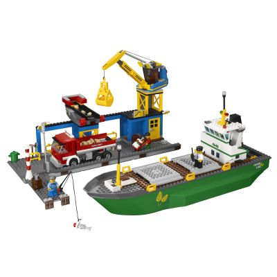 Lego - City harbour
