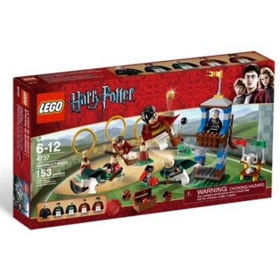 Lego - Harry Potter Quidditch Match