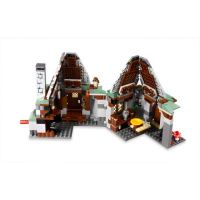 Lego - Harry Potter Coliba lui Hagrid