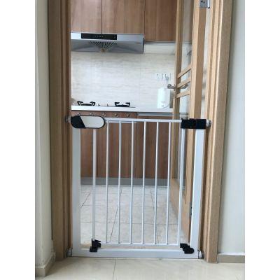 Cartone - Poarta siguranta prin presiune 75-110 cm Helix pentru scari sau usi