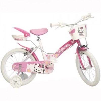 Dino Bykes - Bicicleta Hello Kitty 16