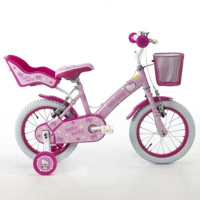Ironway - Bicicleta copii Hello Kitty Ballet 14''