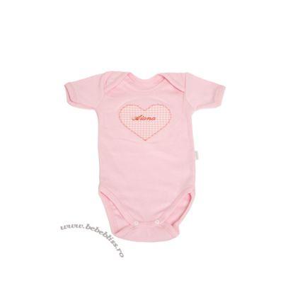Bebebliss - Body personalizat cu numele bebelusului