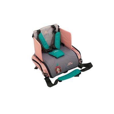 Inaltator scaun masa portabil 2 in 1 Happy Adventures Olmitos