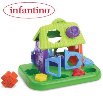 Infantino - Casuta cu activitati