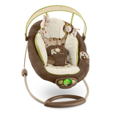 Bright Starts - InGenuity Automatic Bouncer Coco Café