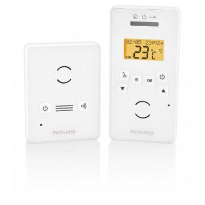 Miniland - Interfon monitorizare copii Digitalk Premium