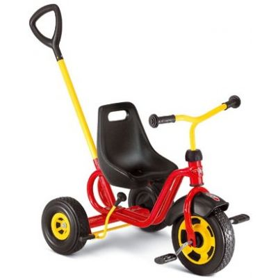 Puky - Tricicleta cu maner