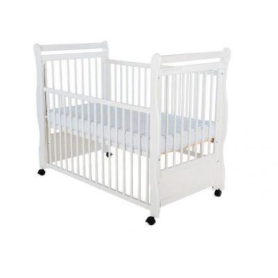 Baby Needs - Patut lemn Jas cu laterala culisanta