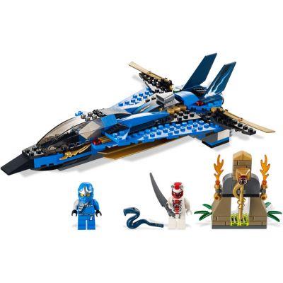 Lego - Ninjago avion de lupta