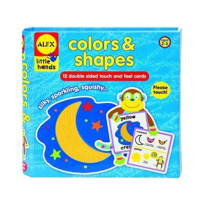 Alex Toys - Jucarie atinge si descopera culori si forme
