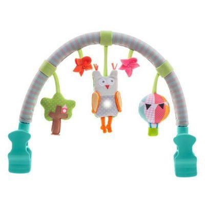 Taf Toys - Jucarie carucior Arcada muzicala Bufnita