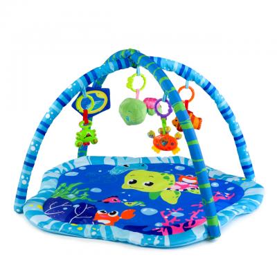 Juju - Saltea de joaca Roll&Joy Blue-Ocean