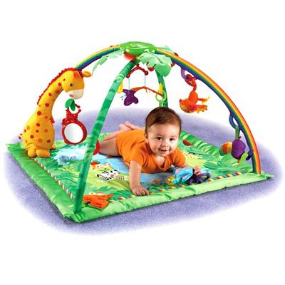 Fisher Price - Centru activitati Rainforest Melodies&Lights