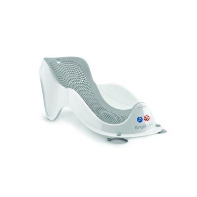 Angelcare Mini Suport ergonomic de baie Gri