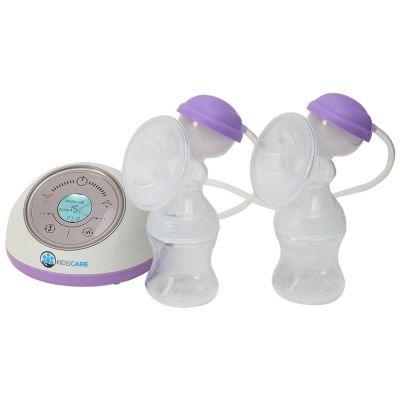 Kidscare - Pompa de san electrica dubla