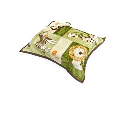 BoboBaby Patura acril - Safari verde 91x102