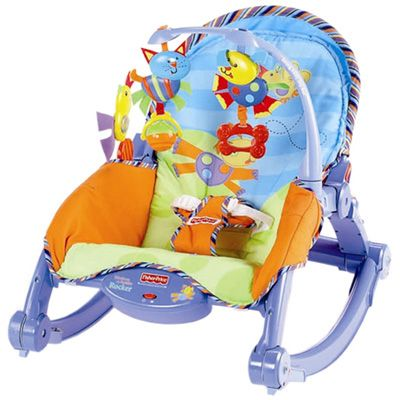 Fisher Price -   Balansoar 2in1 Deluxe
