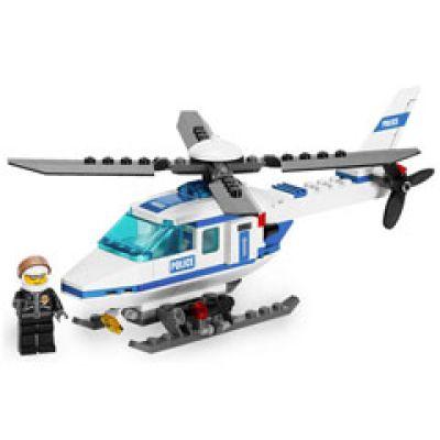 Lego - City Elicopter de politie