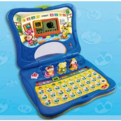 Vtech - Laptop litere distractive