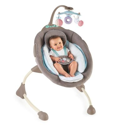 Bright Starts - Leagan si Balansoar 2 in 1 Cozy Coo