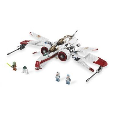 Lego - Star Wars Nava Starfighter sw
