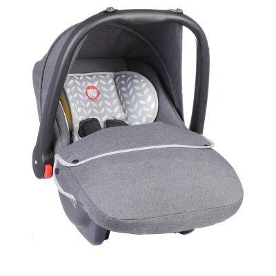 Lionelo - Scaun auto copii 0-13 Kg Noa Plus Grey Scandi
