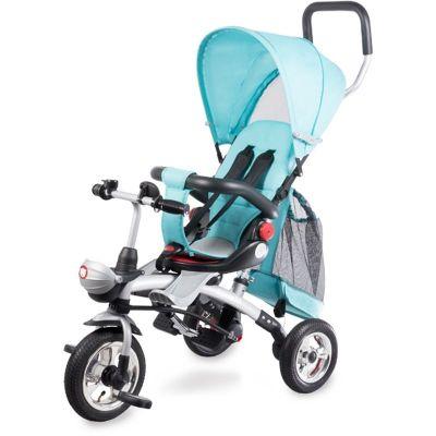 Lionelo - Tricicleta multifunctionala Tim Plus Albastru